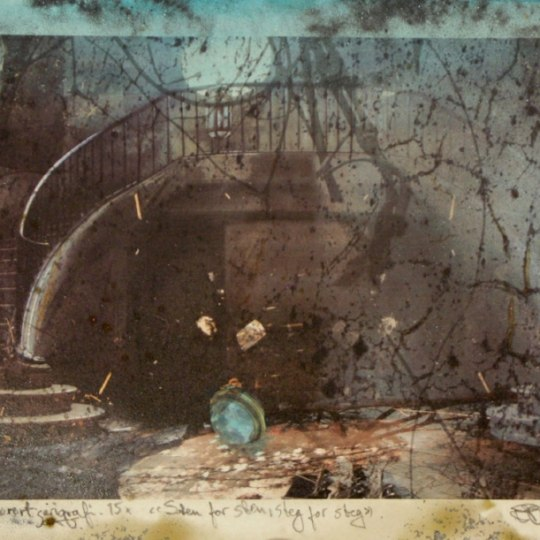 Sten for sten, steg for steg I by Elisabeth Werp | onArts