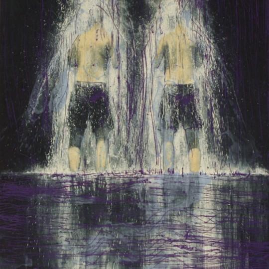 Waterfall II by Frank Brunner   onArts