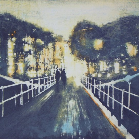 Broen by Frank Brunner   onArts