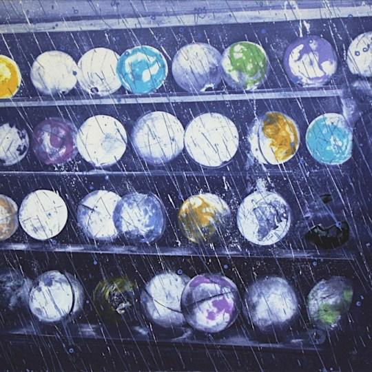 Globes II by Frank Brunner   onArts