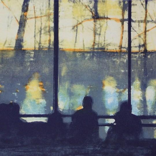 Night by Frank Brunner   onArts