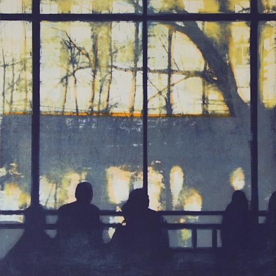 Nightfall by Frank Brunner   onArts