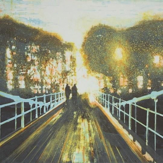 The bridge by Frank Brunner   onArts