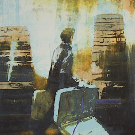 Traveller by Frank Brunner   onArts