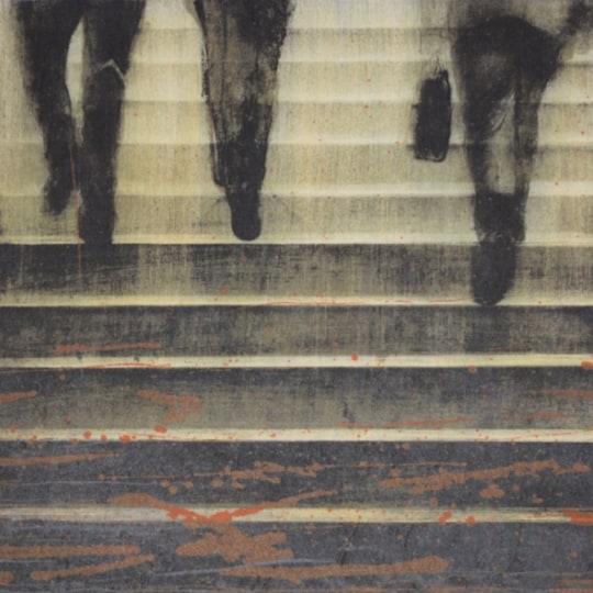 Trappen by Frank Brunner   onArts