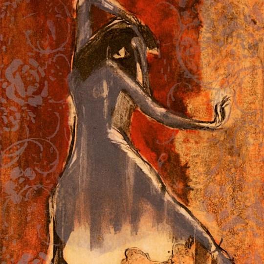 Dans IV by Gabrielle Kielland | onArts