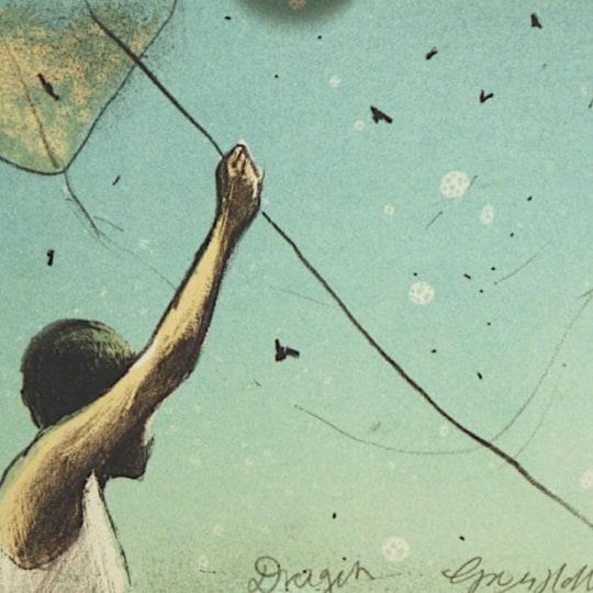 Dragen by Gro Mukta Holter | onArts
