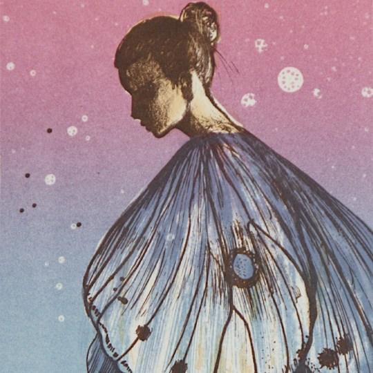 Nattvinge by Gro Mukta Holter | onArts