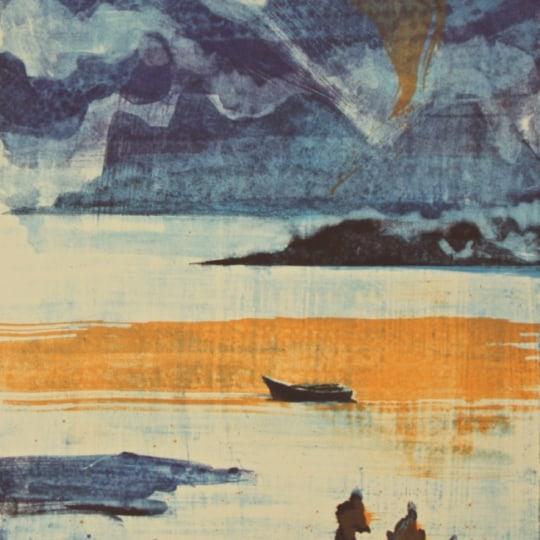 Stille by Gro Mukta Holter | onArts