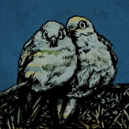 Best å holde sammen, ja! by Gunilla Holm Platou   onArts