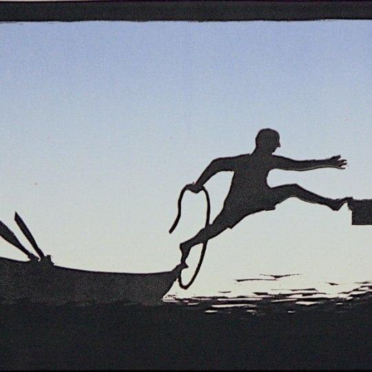 Forsøk på å overskride sitt kompetansemål II by Hans Bentsen | onArts