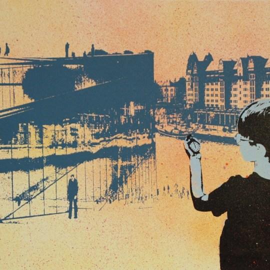 Timeteller I v2 by Hilde Rosenberg Bamarni | onArts