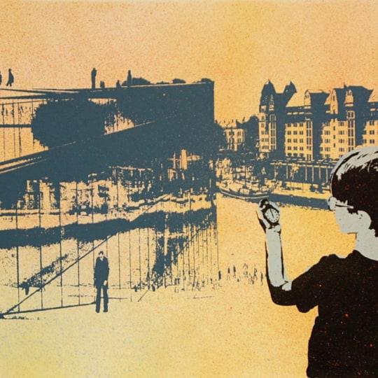 Timeteller I v3 by Hilde Rosenberg Bamarni | onArts
