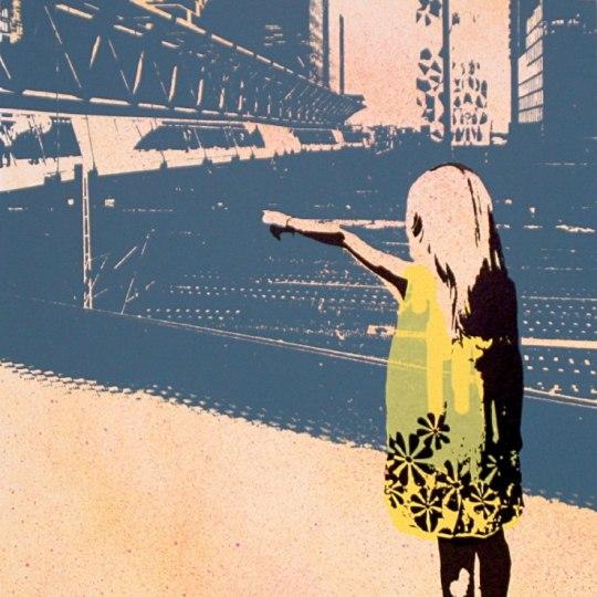 Turn back time III by Hilde Rosenberg Bamarni | onArts