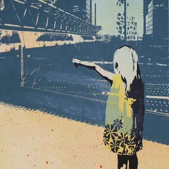 Turn back time II by Hilde Rosenberg Bamarni | onArts