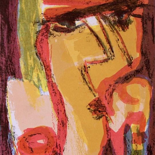 Portrett IV by Inge Hørup | onArts
