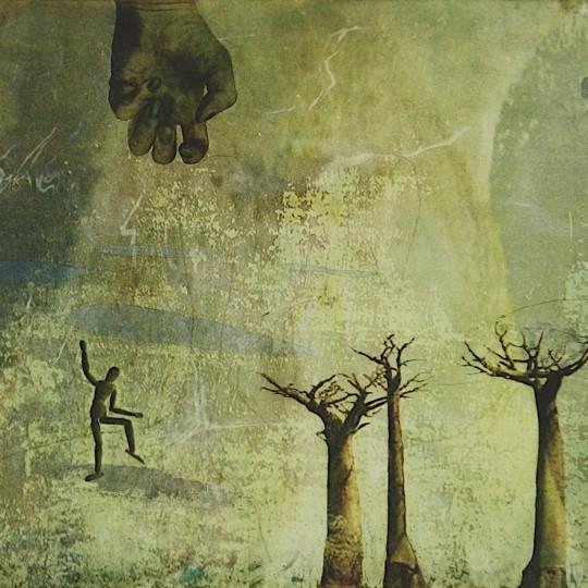 Hånden og treet by Ingrid Lilja Arntzen | onArts