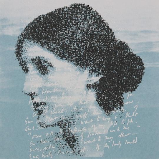 Virginia Woolf by Jan Olav Forberg | onArts