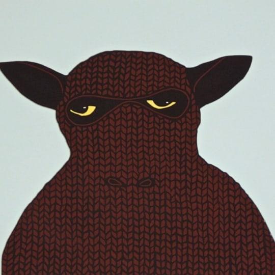 Knit wit II by Jeannie Ozon Høydal | onArts