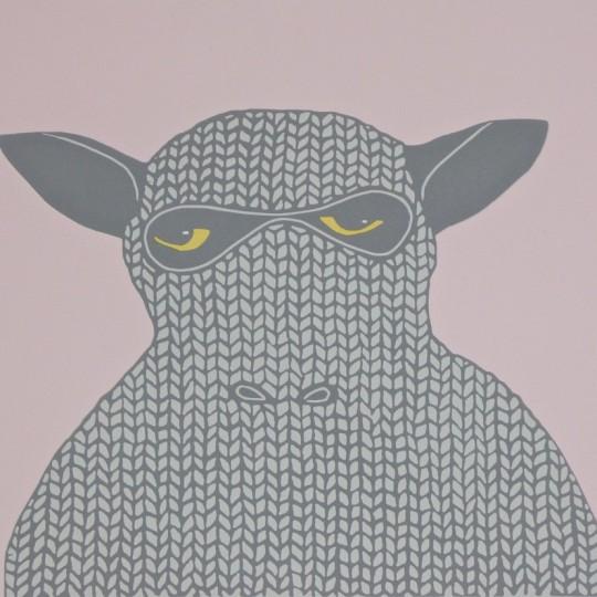 Knit wit III by Jeannie Ozon Høydal   onArts