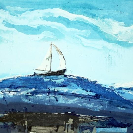 Seile avsted by Kristian Finborud | onArts