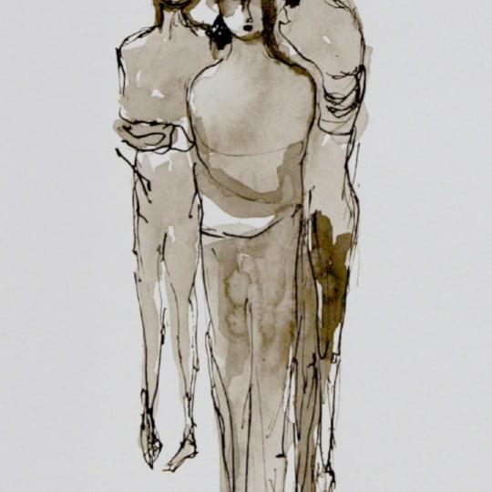 En vandring by Nour Kalash | onArts