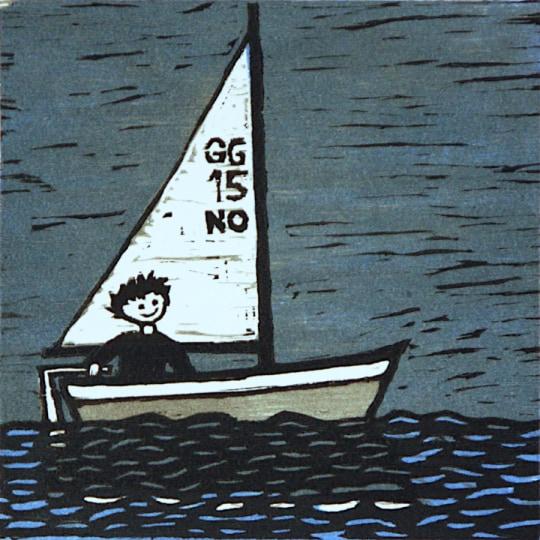 I eget tempo by Olga Grimsmo Nilsen   onArts