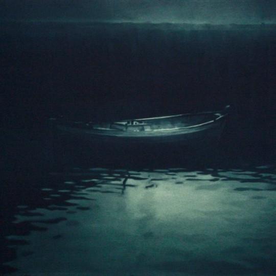 Båt og brygge by Terje Risberg | onArts