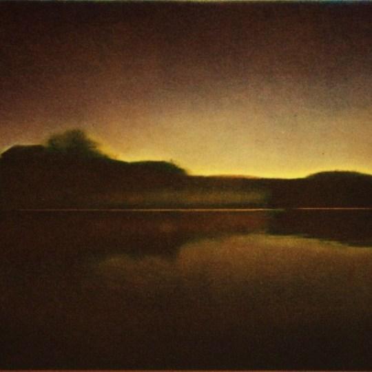 Mørk speiling B by Terje Risberg | onArts