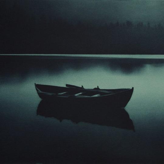 Stille båt by Terje Risberg | onArts