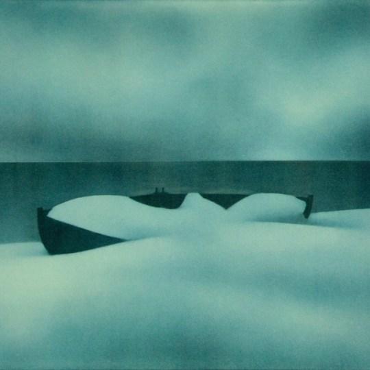 Vinterbåt III by Terje Risberg | onArts