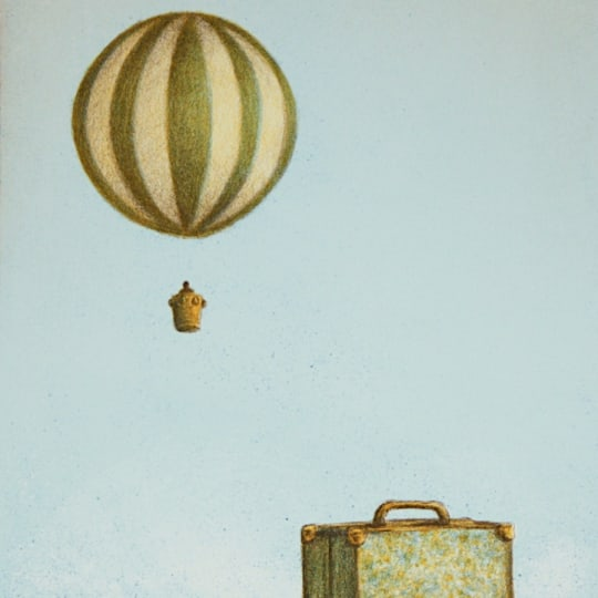 Traveling light by Tom Erik Andersen | onArts