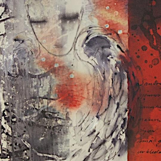 Vingespenn II by Tone Svaland | onArts