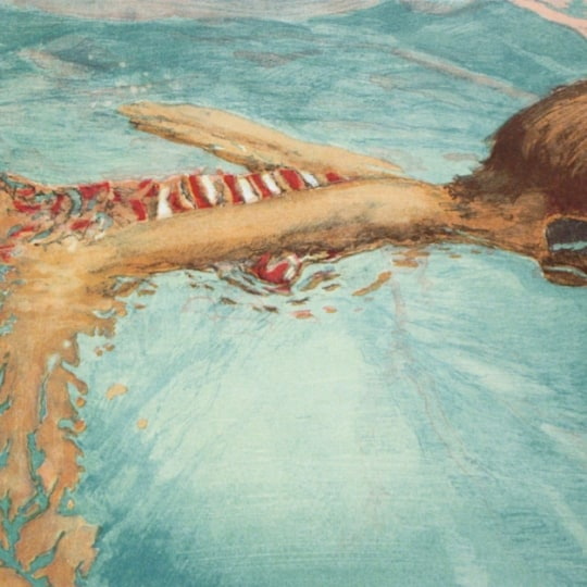 Dykk I by Vibeke Slyngstad | onArts