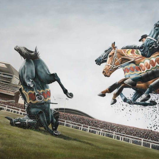 Horse Tripping - Premium Edition by Andreas Englund | onArts