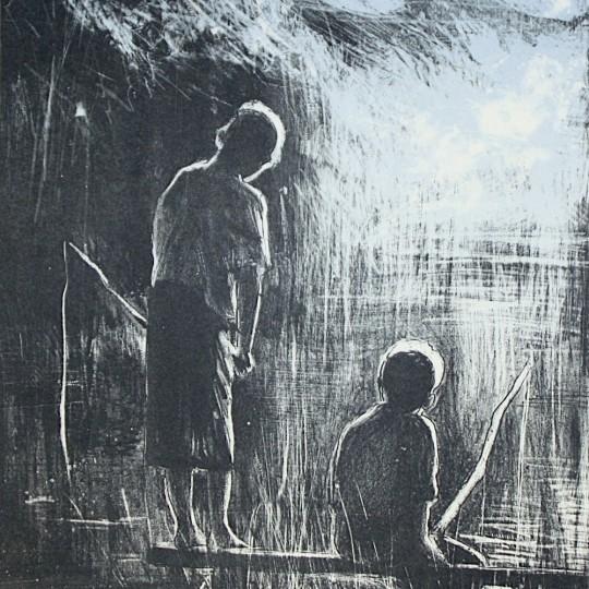 Brødre by Gro Mukta Holter | onArts