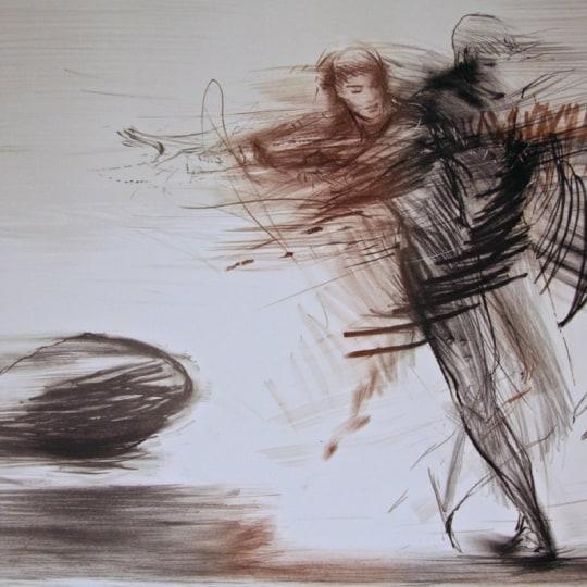 Spinning by Runi Langum | onArts
