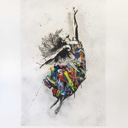 Levitate by Martin Whatson   onArts