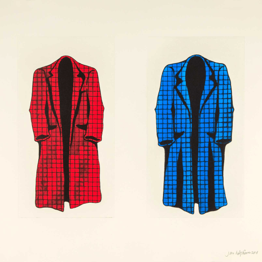 Mr.Walker Coats by Jan Håfström | onArts