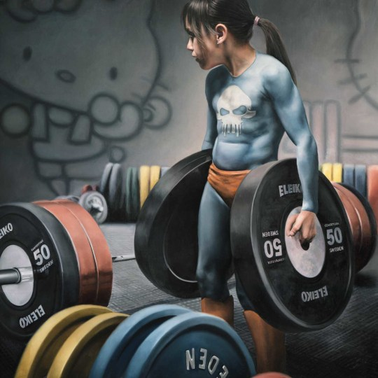 'Gym' Premium Edition by Andreas Englund | onArts