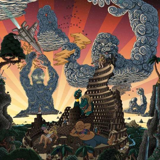 7 Gods of Babylon by Guttestreker  | onArts