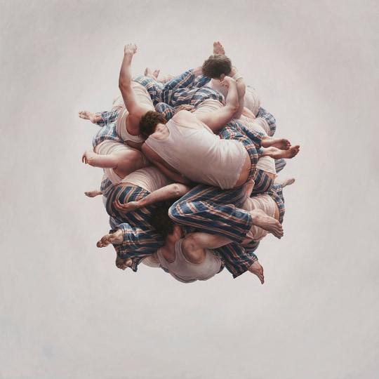 Cluster by Jeremy Geddes | onArts