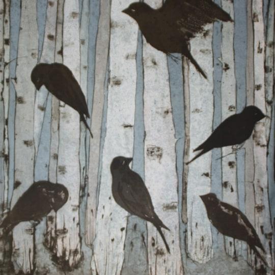 Opp fra glemselen by Anja Cecilie Solvik | onArts