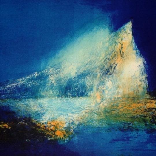 Lysbrytning by Anne Kristine Thorsby | onArts