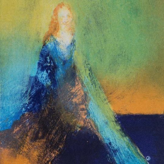 Kvinne by Anne Kristine Thorsby   onArts