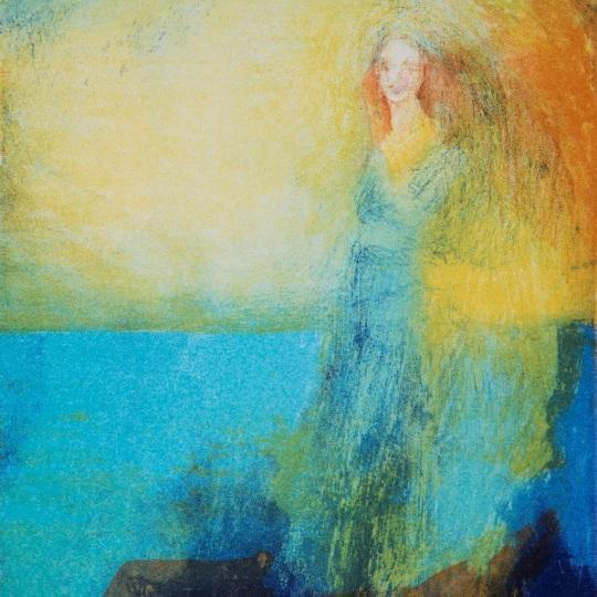 Nær hav by Anne Kristine Thorsby | onArts