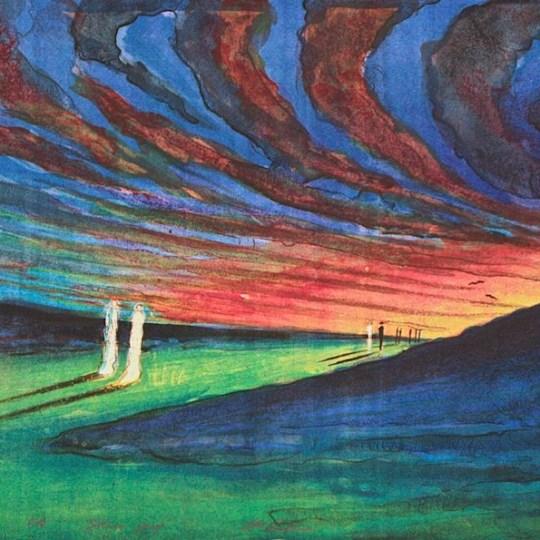 Solens gang by Elling Reitan   onArts