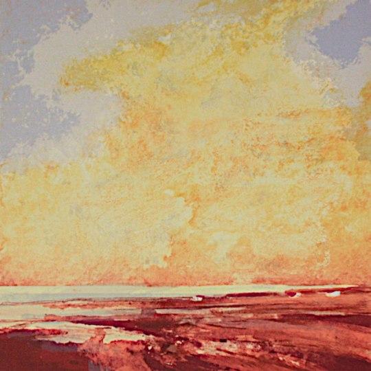 Gylden Horisont by Ole Ertzeid | onArts
