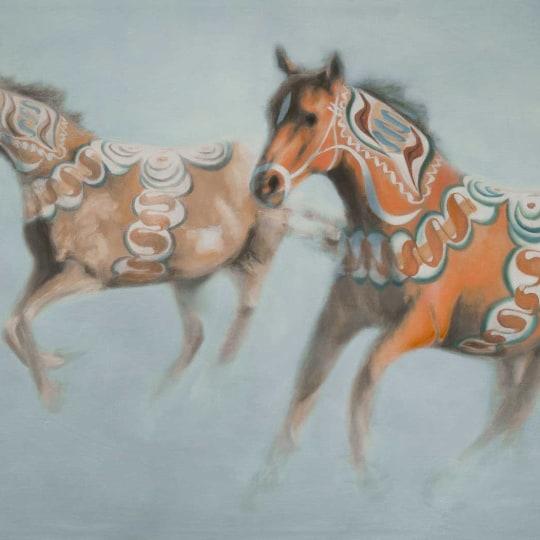 Dala Horses - Premium Edition by Andreas Englund | onArts