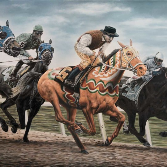 Horse Race - Premium Edition by Andreas Englund | onArts